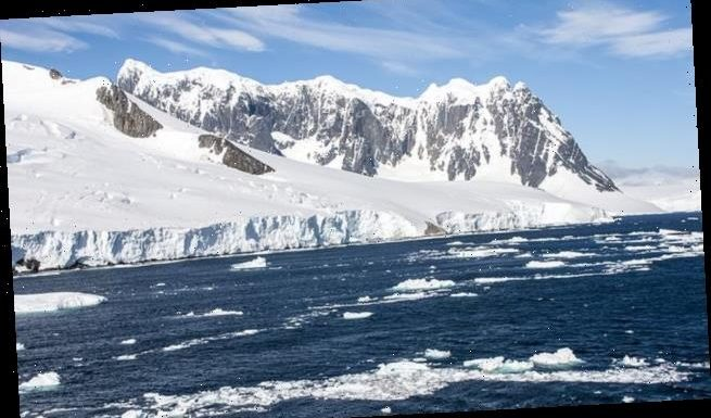 Melting of ice sheets could add up to 16 inches to global oceans