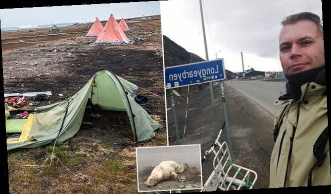 Pictured: Dutch man, 38, mauled to death by a polar bear