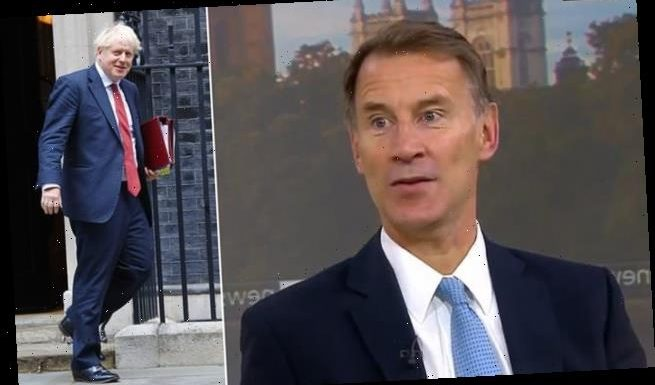 Jeremy Hunt says he 'dodged a bullet' by losing to Boris Johnson