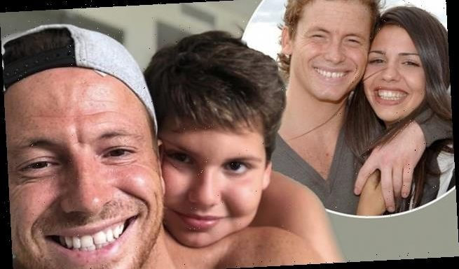 Joe Swash discusses court battle with his ex over their son Harry