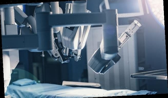Government's £32 MILLION bet on futuristic healthcare technology