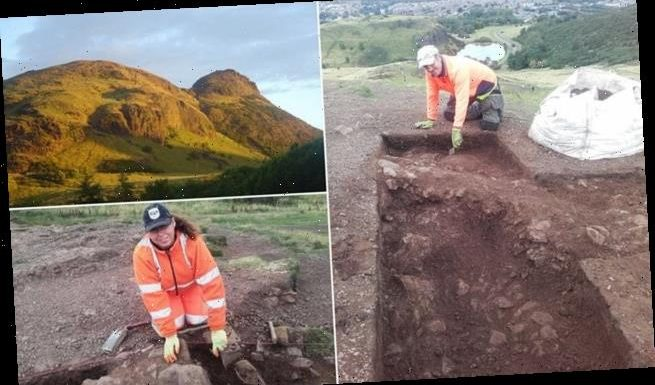 Hillfort dating back up to 3,000 years discovered on Arthur's Seat