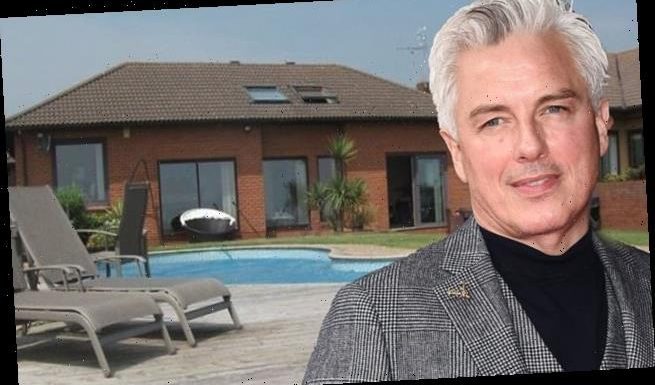 John Barrowman puts his stunning Welsh bungalow up for rent
