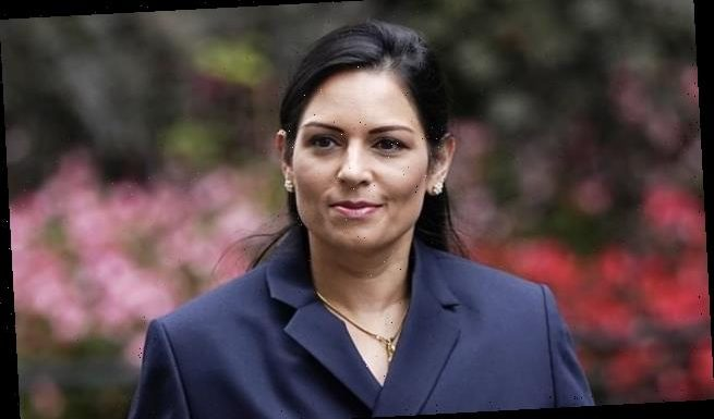 Priti Patel lashes out at Extinction Rebellion protesters