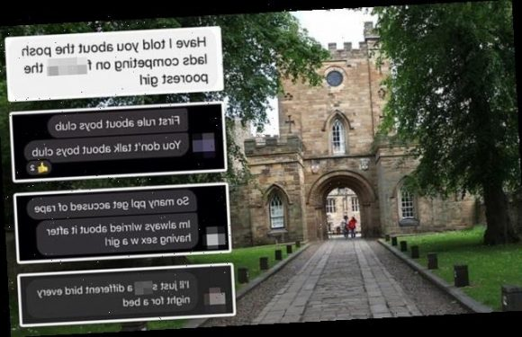 Durham withdraws student's offer after 'abhorrent' competition