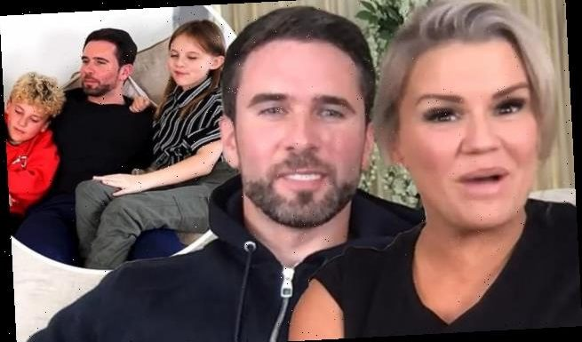 Kerry Katona's fiancé Ryan reveals her children helped him pick ring