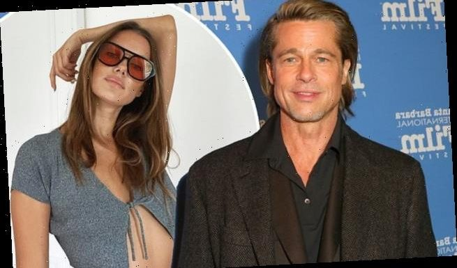 Brad Pitt's wine sold in restaurant owned by new girlfriend's husband