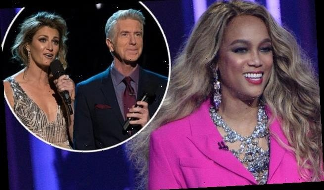 Tyra Banks BLASTED by fans for her Dancing With The Stars host debut