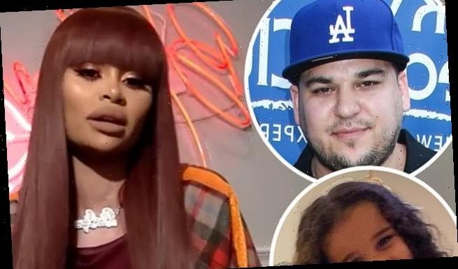 Blac Chyna allegedly gets 'no child support' from Rob Kardashian