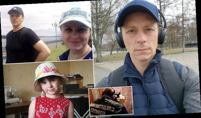 Mum who unwittingly dated child-killer returns to find daughters dead