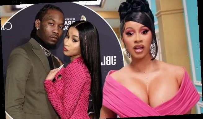 Cardi B has 'not shed one tear' about filing for divorce from Offset