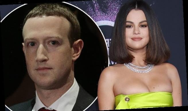 Selena Gomez DMs Mark Zuckerberg about hateful content on Facebook