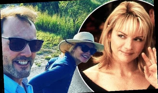 Kim Cattrall gushes over her boyfriend of four years Russell Thomas