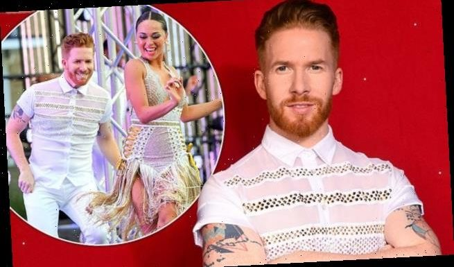 Strictly's Neil Jones 'devastated as BBC DEMOTE him to backing dancer'