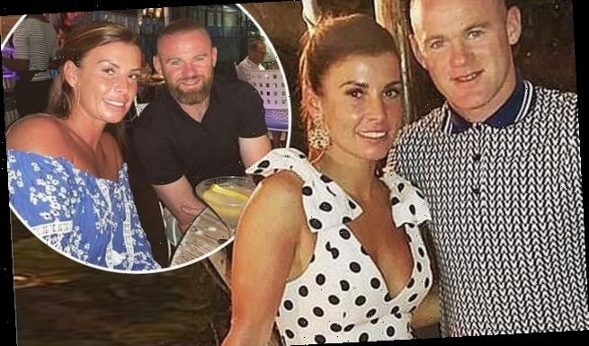 Wayne Rooney 'joked' about his 'lack of sex life' with wife Coleen
