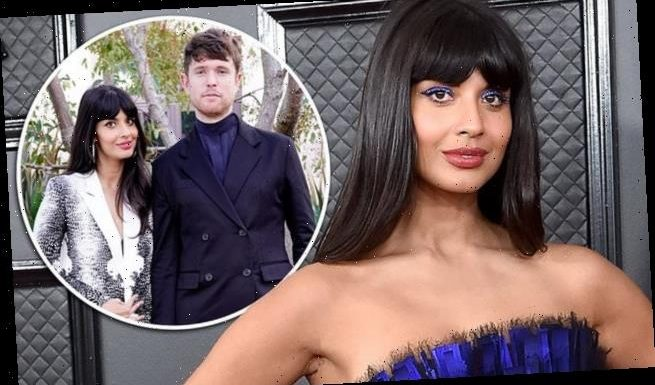 Jameela Jamil says three former lovers all made the same comparison