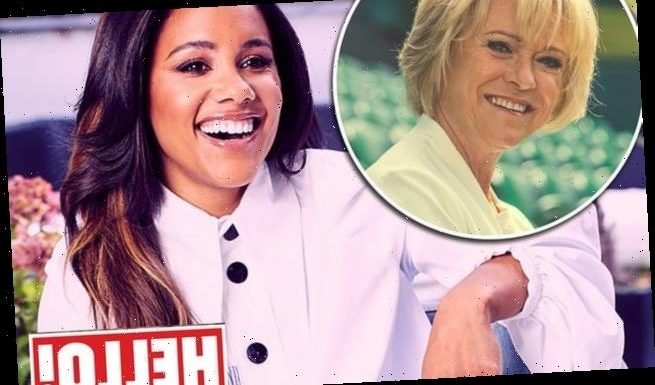 Alex Scott refuses to let online trolls get her down amid abuse