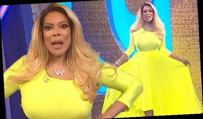 Wendy Williams shows off VERY IMPRESSIVE 25 POUND weight loss: