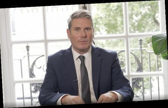 Sir Keir Starmer brands second wave 'a failure of government'
