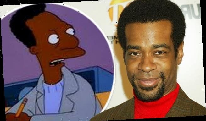 The Simpsons bring on black actor Alex Desert to voice Carl Carlson