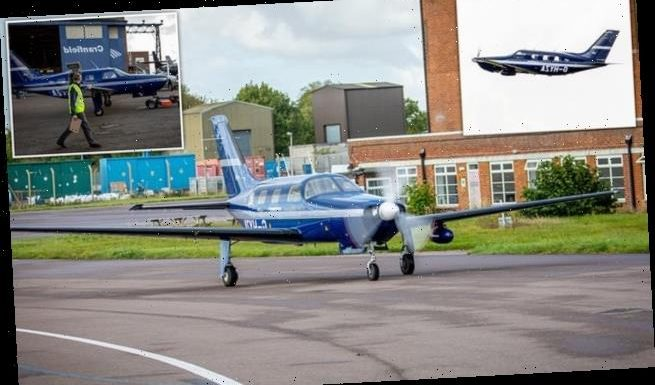 World's first 'commercially available' hydrogen plane launches