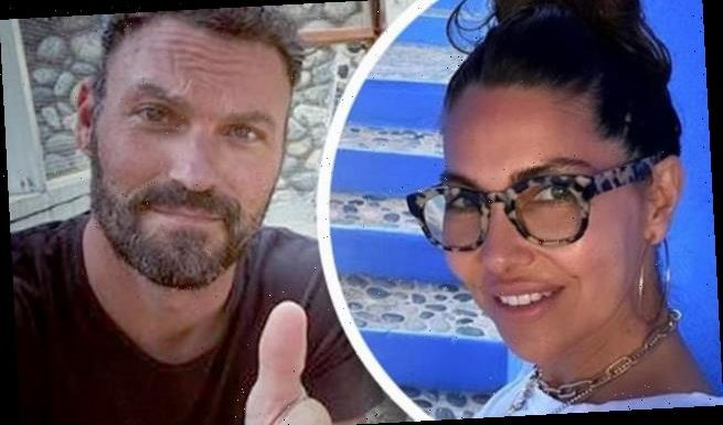 Brian Austin Green responds to ex after she called him angry and sad