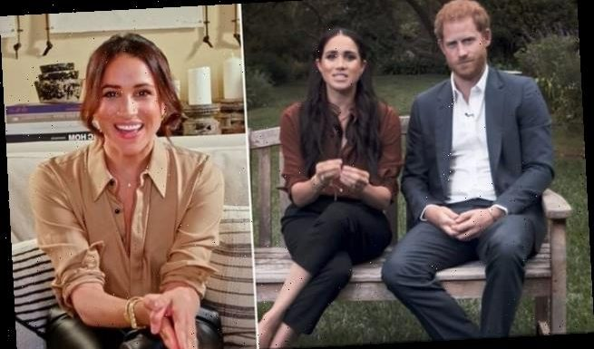 Meghan and Harry 'have agreed to star in Netflix reality series'