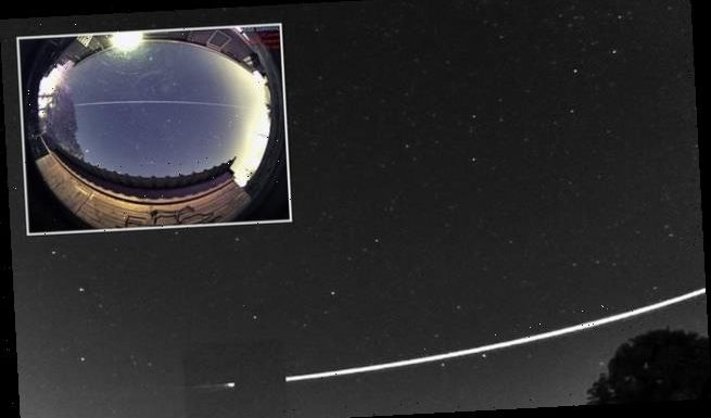 Earth-skimming meteoroid dipped 56 miles into the atmosphere