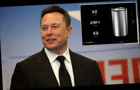 Elon Musk defends Tesla's failed Battery Day during a podcast