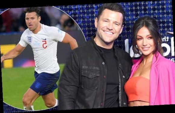 Michelle Keegan to become a WAG as Mark Wright pursues pro football