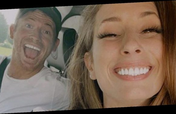 Stacey Solomon not happy as Joe Swash forgets 'baby' after weekend away