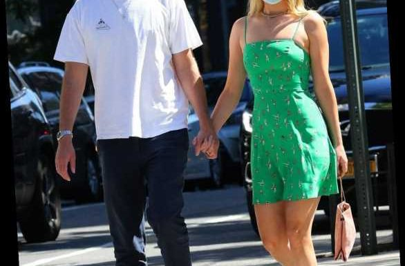 Jennifer Lawrence steps out in NYC with her husband of nearly a year, Cooke Maroney