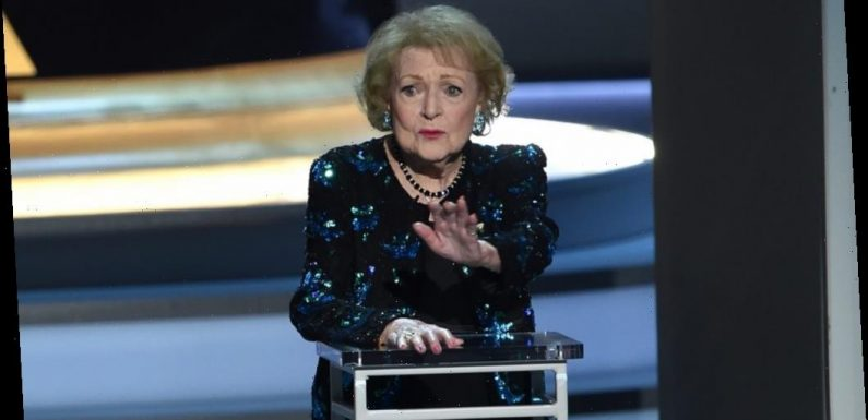 What Betty White Dislikes About the Entertainment Industry