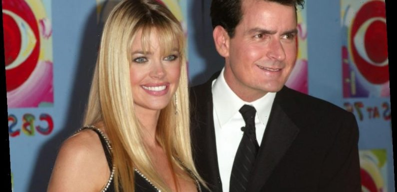 'RHOBH': Denise Richards Says Charlie Sheen's Bachelor Pad Had 'Strange' Features