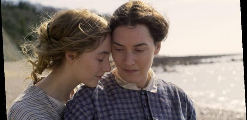 'Ammonite' Review: Kate Winslet and Saoirse Ronan Can't Spark a Fire in Francis Lee's Chilly Romance