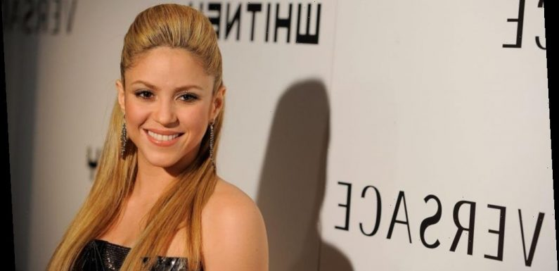 Shakira's Self-Designed Bikini Proves There Is Nothing the Artist Can't Do