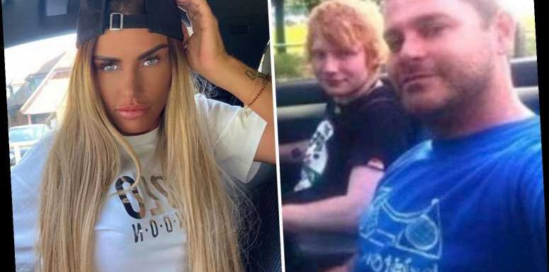 Ed Sheeran's cousin Jethro will rap on Katie Price's new single to give music career a boost