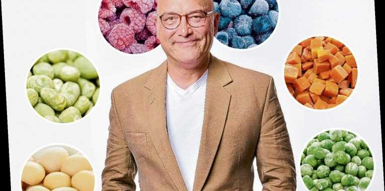 Frozen peppers to tinned potatoes — Gregg Wallace on why fresh isn't always best
