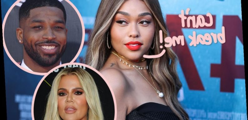 Jordyn Woods Talks 'Letting Go Of Shame' & Why She's 'Happy' After The Tristan Thompson Cheating Scandal