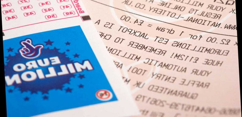 Lucky Scots Euromillions winner paid out life-changing £58million as lotto bosses confirm ticket valid