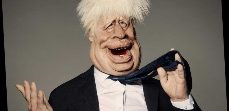 When does Spitting Image start on Britbox?