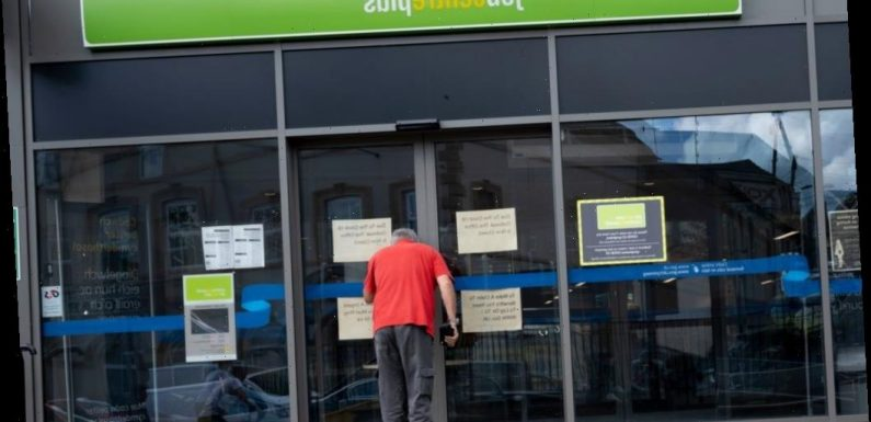 Just half of DWP Jobcentre staff back in work after back to office push