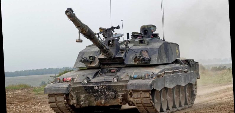 Ministry of Defence seeking 'tick box' £110,000-a-year diversity chief despite cost-saving plan to scrap tanks