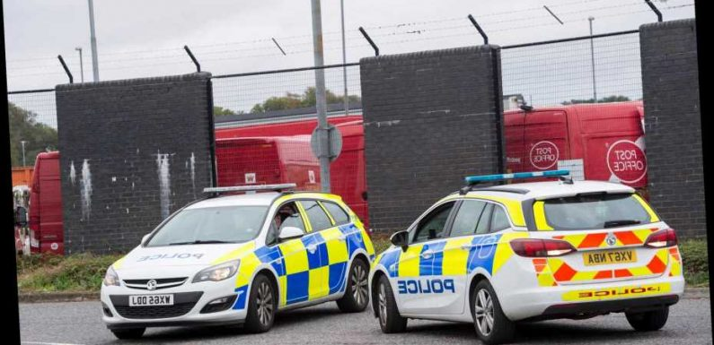 Bomb squad scrambled to Royal Mail depots in Bristol and Bath over a 'suspicious package'