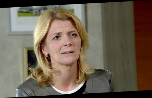 Coronation Street spoilers: Steve and Leanne launch court battle to stop Oliver's life support being switched off