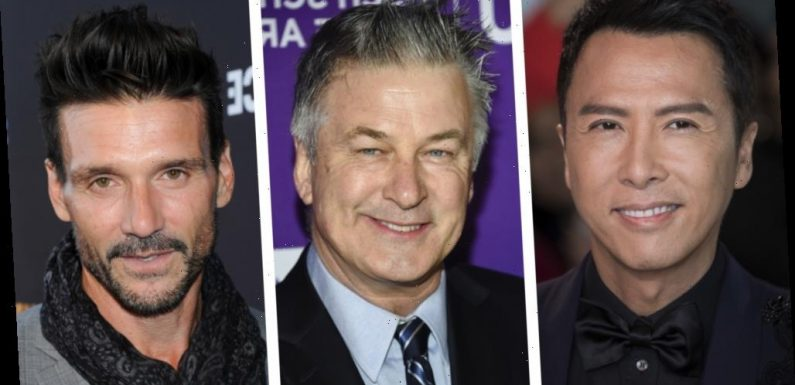Donnie Yen, Alec Baldwin & Frank Grillo To Star In Action-Thriller 'The Father'; AGC & CAA Launch Sales
