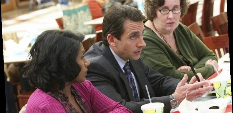 'The Office': Phyllis Smith Had to 'Hold Her Breath' to Get Through This Scene With Steve Carell