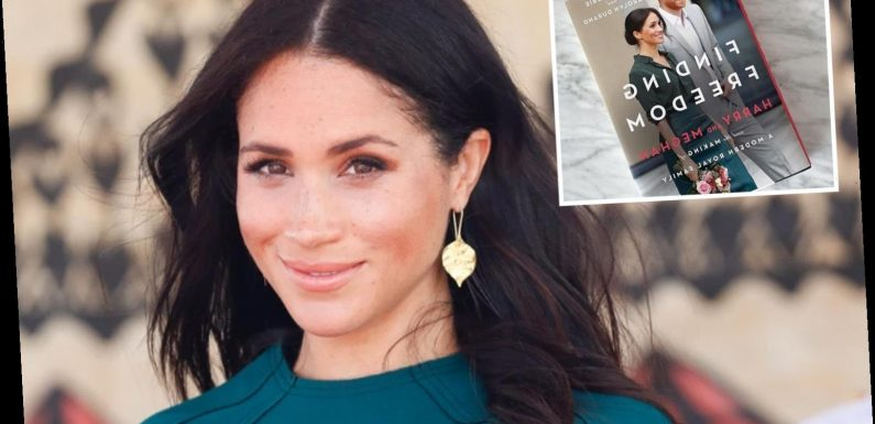 Meghan Markle's lawyers slam Finding Freedom as 'inaccurate' after duchess is accused of 'cooperating' with authors