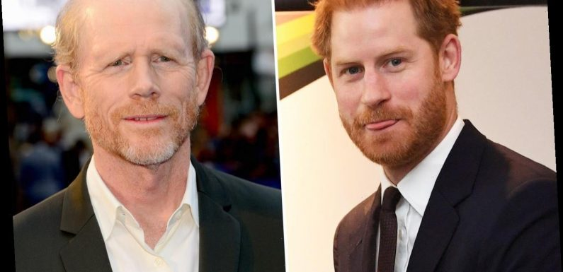 Prince Harry 'taking movie masterclass' after Netflix deal with Meghan Markle and 'hopes wants to be next Ron Howard'