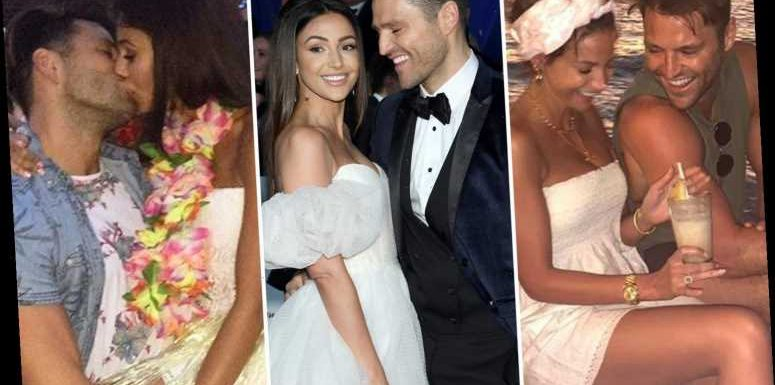 How Michelle Keegan tamed playboy Mark Wright with her love of junk food, easy-going attitude & by NEVER getting jealous